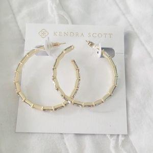 Kendra Scott hoops